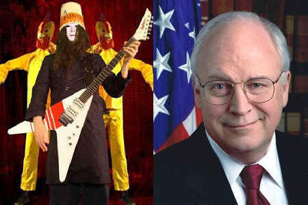 Cheney dick niger yellowcake excellent answer